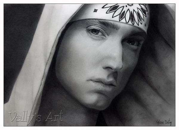 Eminem by ValerieVally